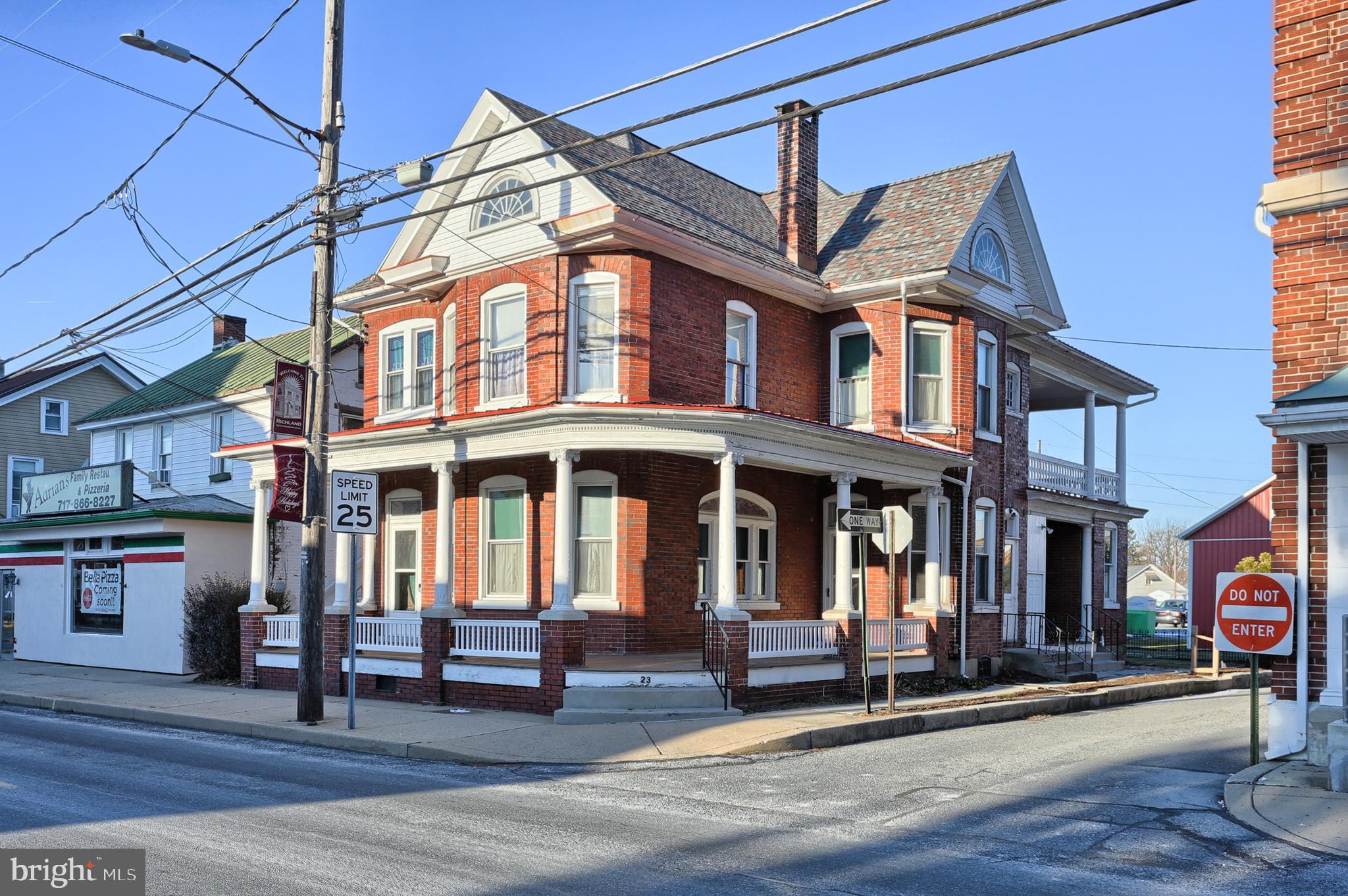 23 E Main Street, Richland, PA 17087