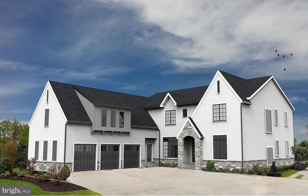 Another amazing custom design and build home by Anchor Homes. This exquisite to-be-built new construction will be the house of your dreams! Visit OFF-SITE Model Home  Sun 1-4 pm, @ 7017 Woodland Dr, Springfield, VA 22151. Perfect location!McLean High School High End French County Style Design, 3 car Side Load garage, 7 bedroom luxury home with open floor plan and rare large lot in the sought after EL NIDO area. 2 brand new homes will be built next to each other. This is a rare opportunity for such a home available at sub 2M price point! Model Home Finish Specs (alternative model style finishing available). Gallery Kitchen and Upgraded countertops. Hardwood floors. Luxury trim work and built-ins. Finished basement with rec room, 1 bedroom, 1 bath, and 4 large windows.  Full custom luxury builder. Open floor plan. Each bedroom has its own walk-in closet. Designer paint and finish. The picture shows included and optional finish specs of the house. per-construction special price and now still opportunity to fully customize the home for Fall 2020 delivery.   Hurry!