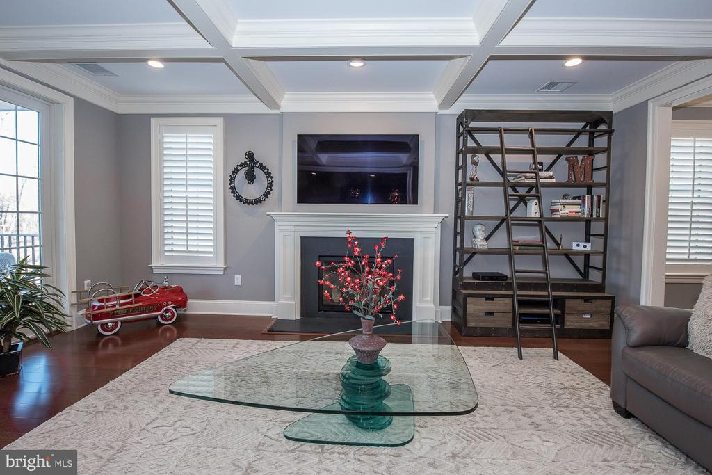 This newer Furness, corner unit, with two exposures, features a well-conceived floor plan that invites comfortable and convenient living and entertaining. A gracious foyer leads to a delightful gallery, both with architectural arches and wainscotting, Custom Designed upgrades and features, too numerous to mention here, include:  Brazilian Cherry Hardwood Flooring in all Open Living areas, Study, and Master bedroom; Custom Millwork and Hardware throughout; Gas Fireplace with Mantle and Coffered Ceiling in Family Room:  Gourmet Kountry Kraft kitchen; Morning Room off Kitchen; Master Bedroom Suite with Bay Window, Dressing Room, Two Walk-in Closets and Luxurious Bath; Guest Bedroom Suite with private bath; Study with Pocket Doors; conveniently located Powder Room and generously sized Laundry Room.  The Family Room opens to a Private Terrace overlooking the serene setting of Haverford Reserve. Experience luxurious, carefree living at its finest! Athertyn at Haverford Reserve, conveniently located in the heart of the Main Line, is situated within a 209 acre residential and preservation development within 124 acres of open wooded space.