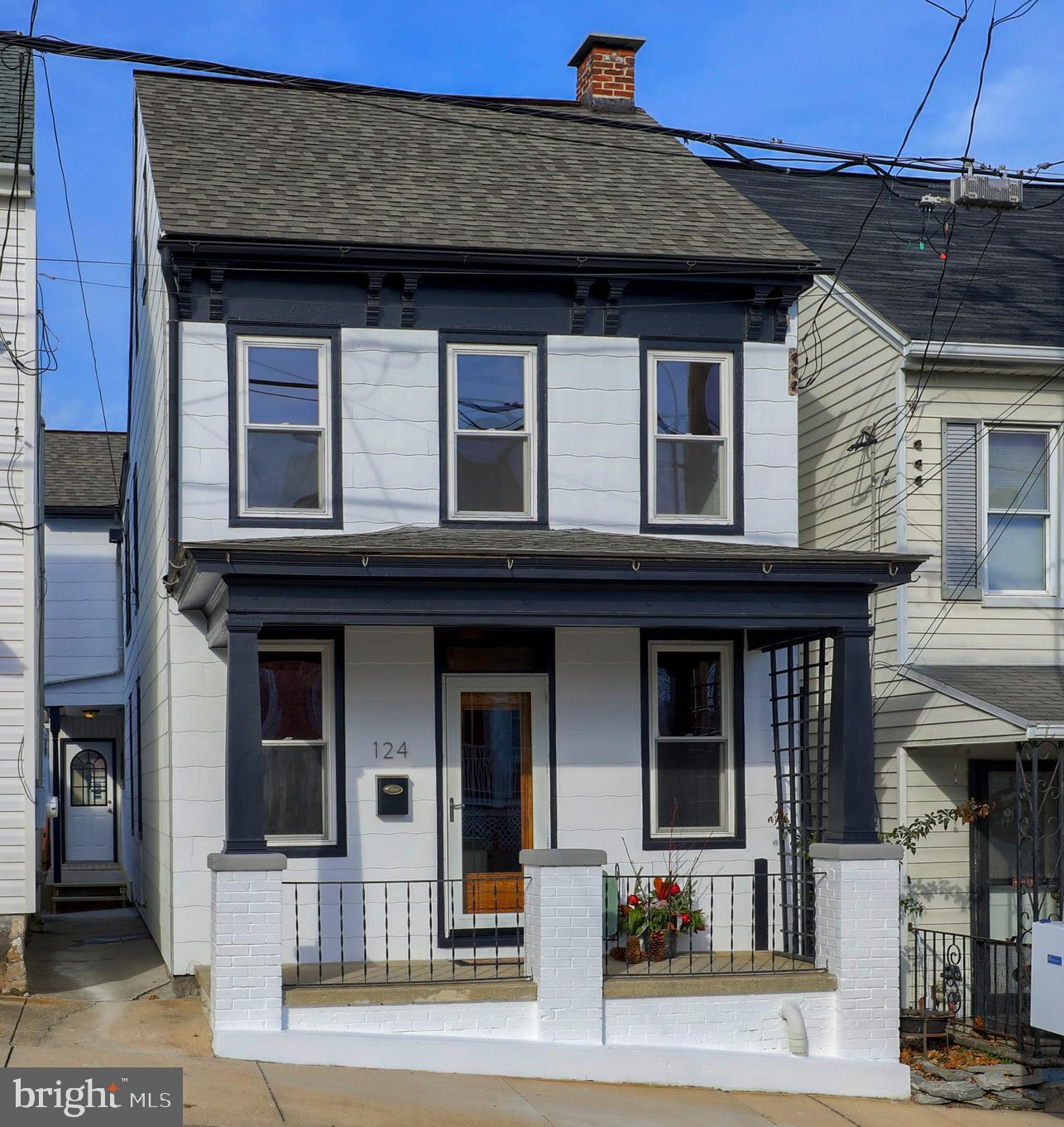 124 ORANGE STREET, WRIGHTSVILLE, PA 17368