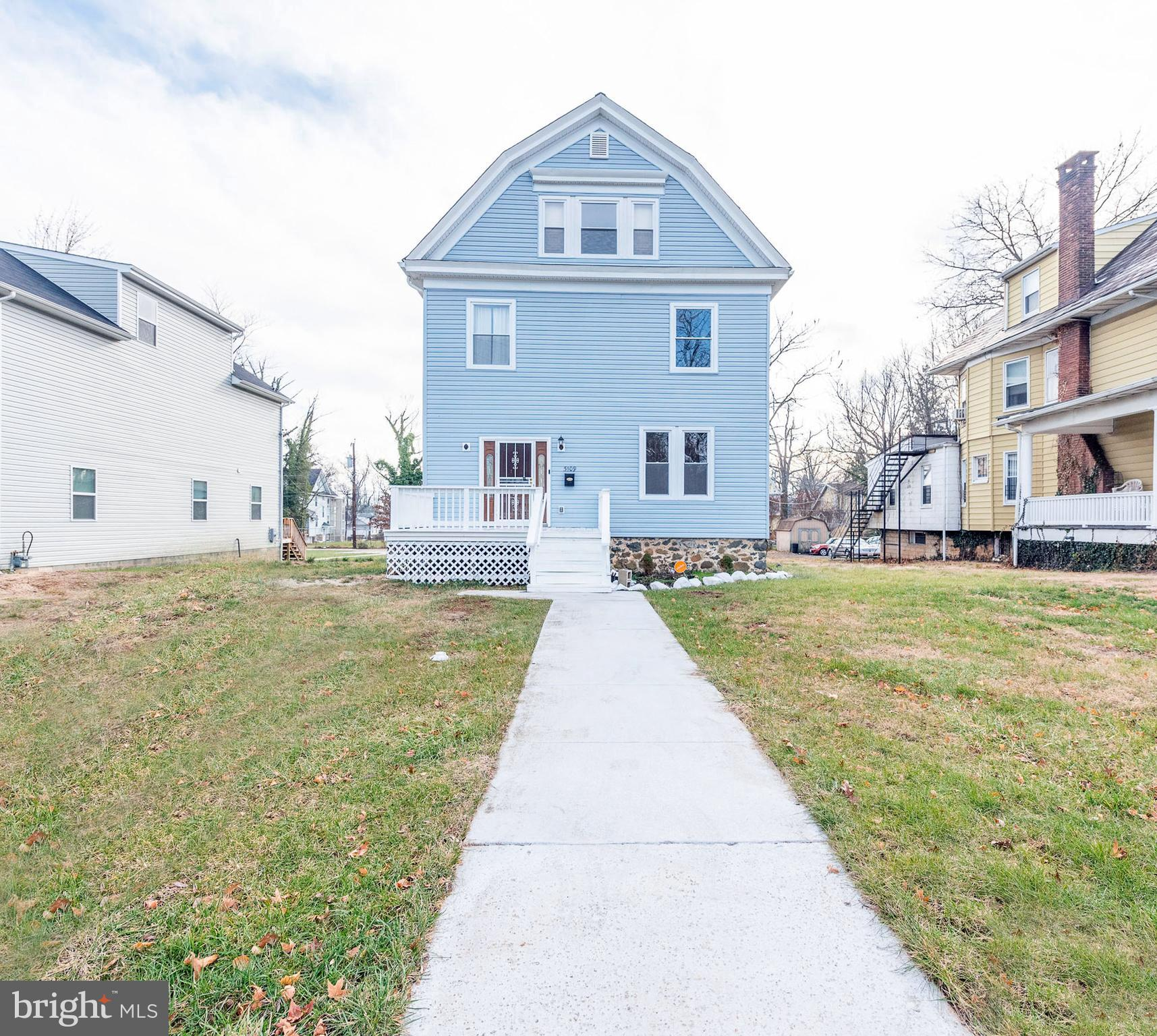 5109 GWYNN OAK AVENUE, BALTIMORE, MD 21207