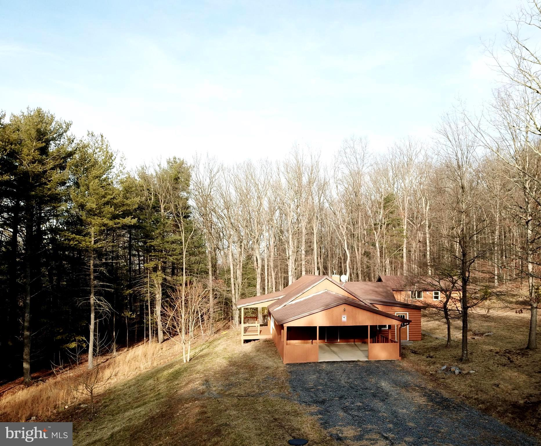 1103 SIRBAUGH ROAD, CAPON BRIDGE, WV 26711
