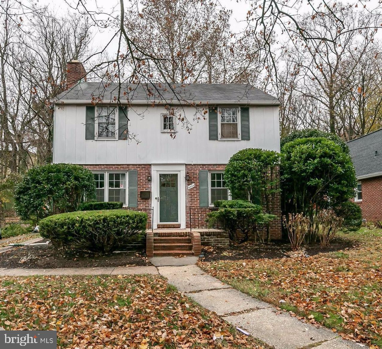 6026 CROSS COUNTRY BOULEVARD, BALTIMORE, MD 21215