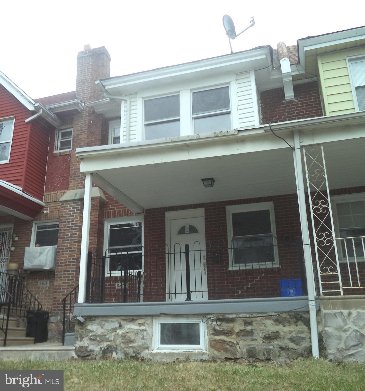 6829 N BOUVIER STREET, PHILADELPHIA, PA 19126