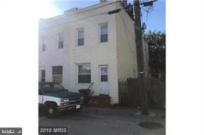 This end row home is located in the heart of Brooklyn, MD! This 3 bedroom 1 bathroom home is very spacious with a separate living room and dining room and back deck with a fenced yard. New carpet through out the entire home, large kitchen with a stove and refrigerator, and open basement perfect for additional storage. This property is available now!
