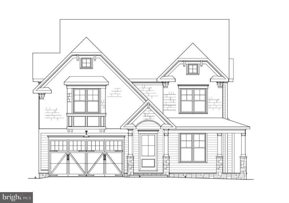 New construction by Bethesda Homes! Still time to customize finishes to make this home your own! Four levels of thoughtful design featuring gourmet kitchen, screened porch w/stone fireplace, luxurious master suite and five additional bedrooms. Design specs include high-end stainless appliances (SubZero refrigerator, Wolf professional range and two Bosch dishwashers), stained-in-place wood floors, upgraded trim package, coffered ceilings, mudroom with custom built-ins, two-zone heating and cooling and a two-car garage. Located on a quiet street with mature trees close to Ayrlawn Park, NIH, Downtown Bethesda and major commuter routes. Anticipated Completion Date: Summer 2020.