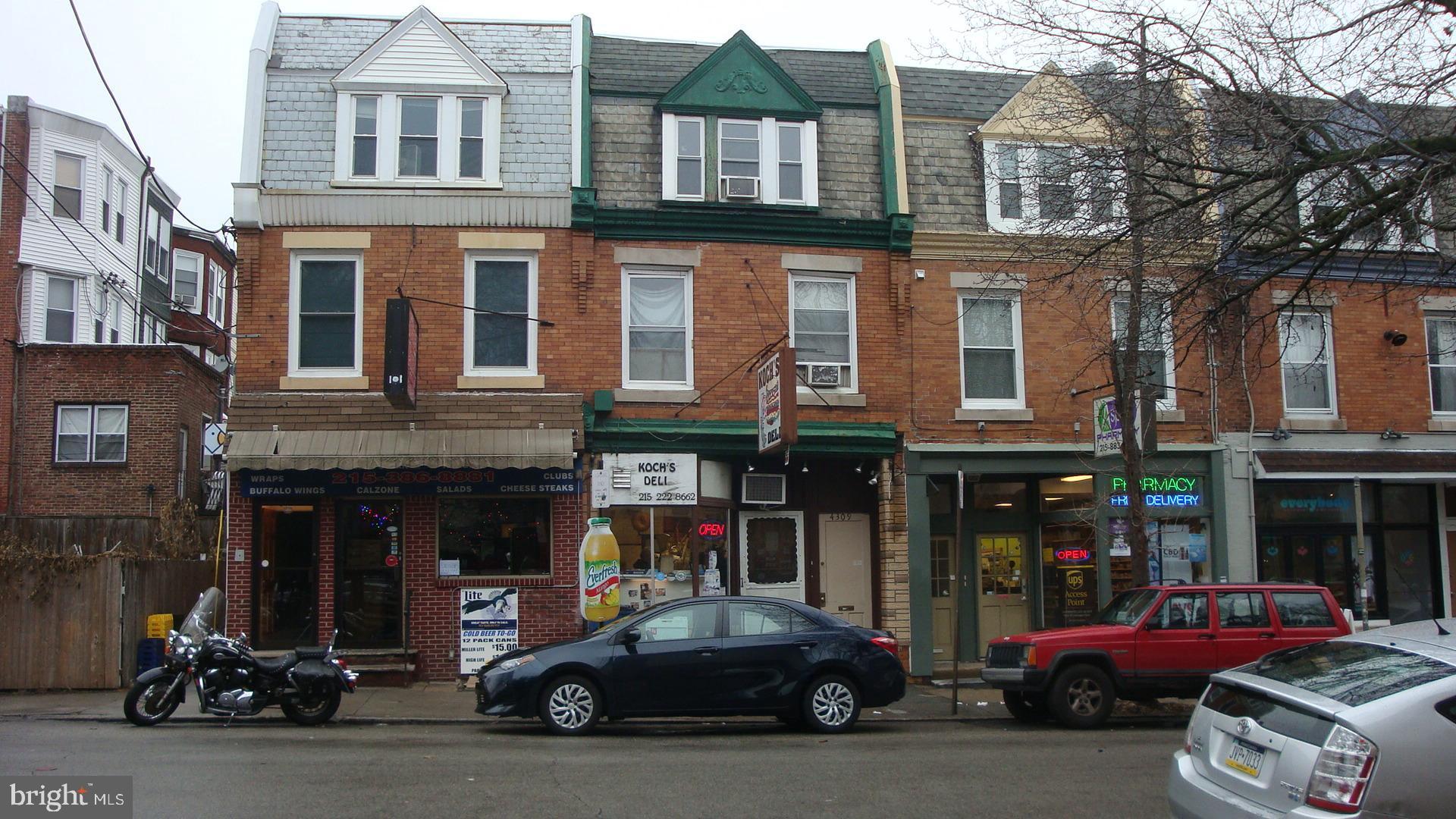 4309 LOCUST STREET, PHILADELPHIA, PA 19104