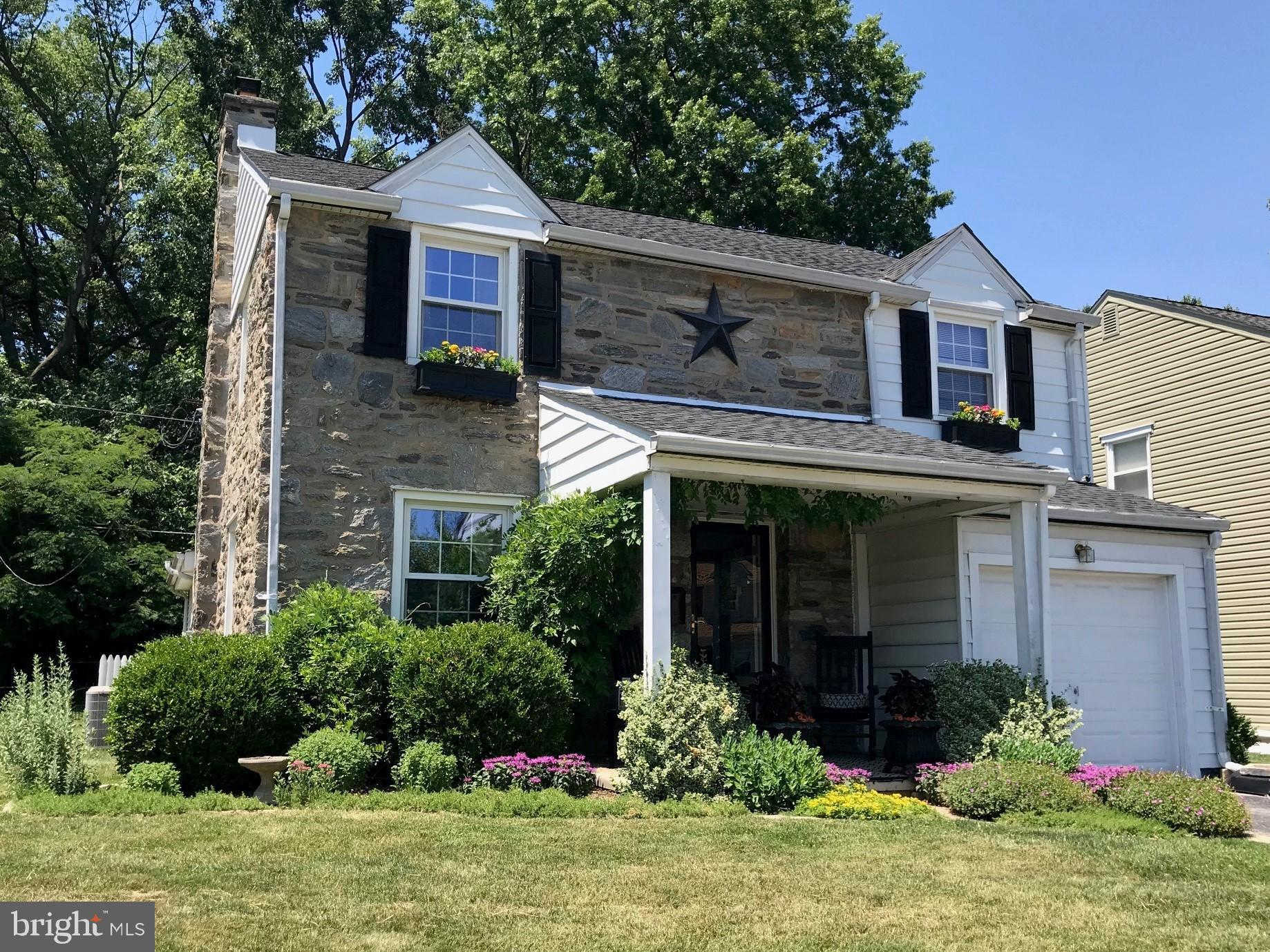 456 MAPLEWOOD ROAD, SPRINGFIELD, PA 19064