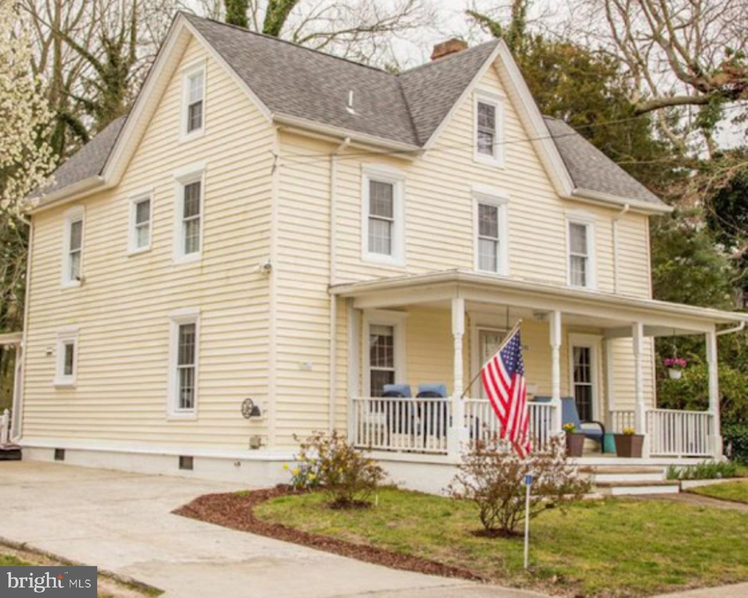 205 IRONSHIRE STREET, SNOW HILL, MD 21863