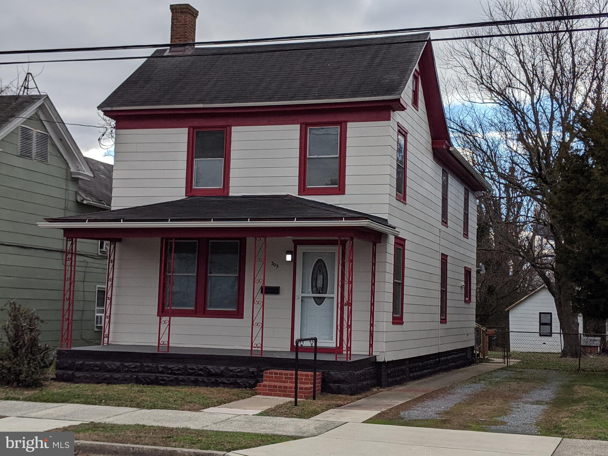 305 Maryland Ave, Cambridge, MD, 21613