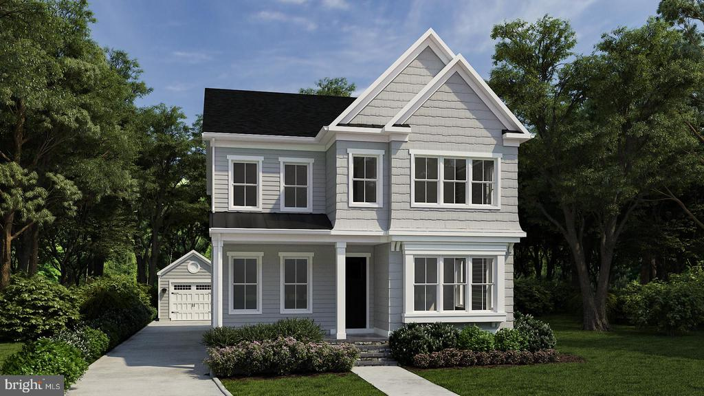 BeaconCrest Homes presents this exquisite new home steps from Ballston.  Under construction now for spring delivery.  OPEN HOUSE IS LOCATED AT 1200 ALLENDALE RD, MCLEAN.
