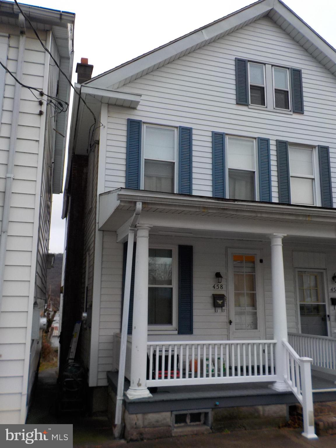 458 CENTER STREET, MILLERSBURG, PA 17061