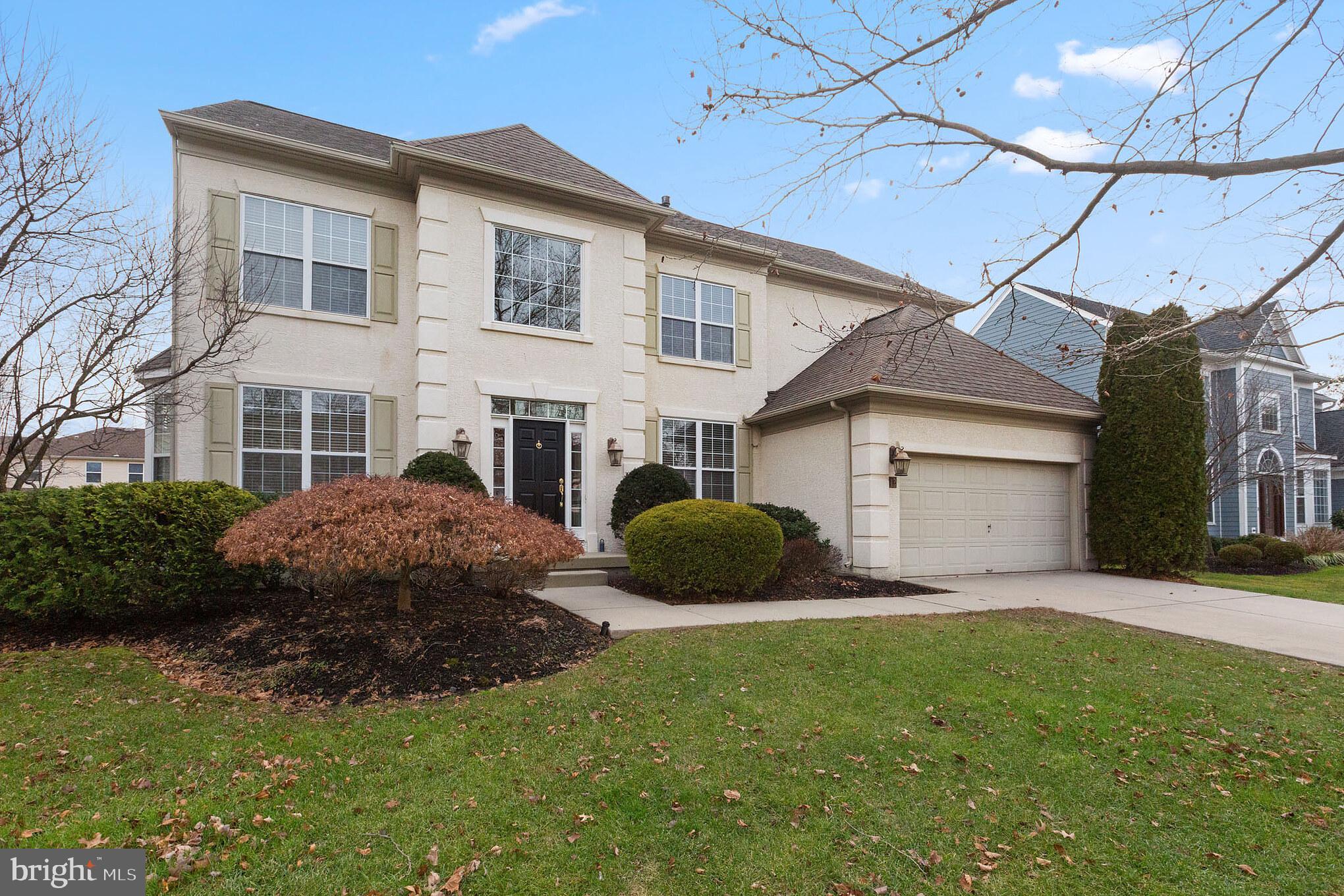 12 MANOR HOUSE DRIVE, CHERRY HILL, NJ 08003