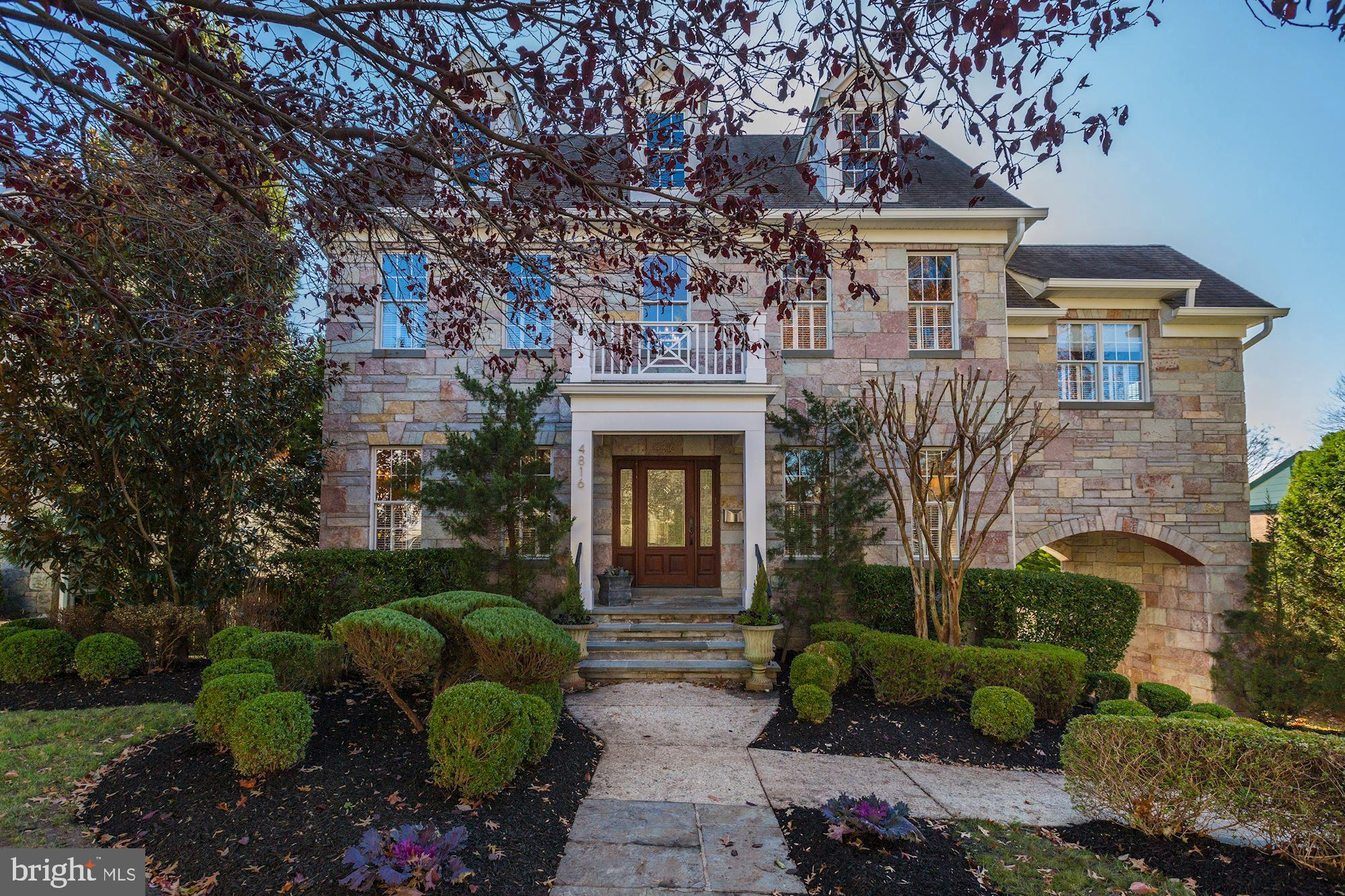 4816 DE RUSSEY PARKWAY, CHEVY CHASE, MD 20815