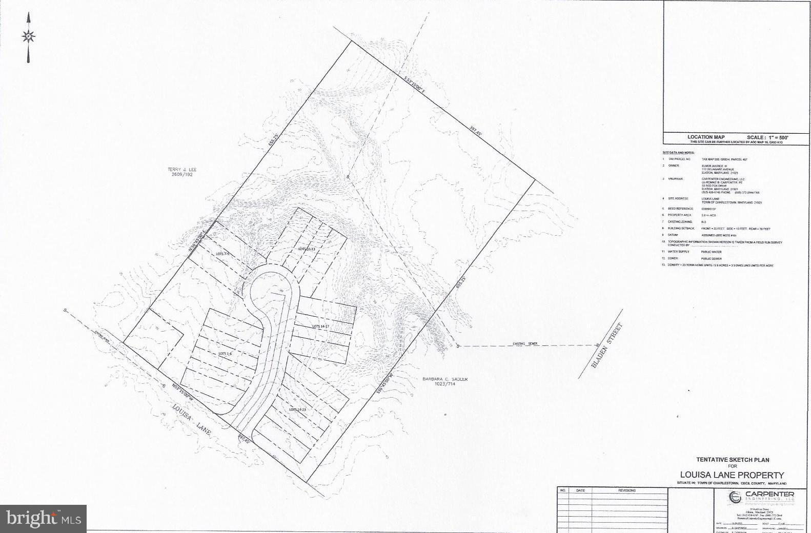 342 Louisa Lane, Charlestown, MD 21914