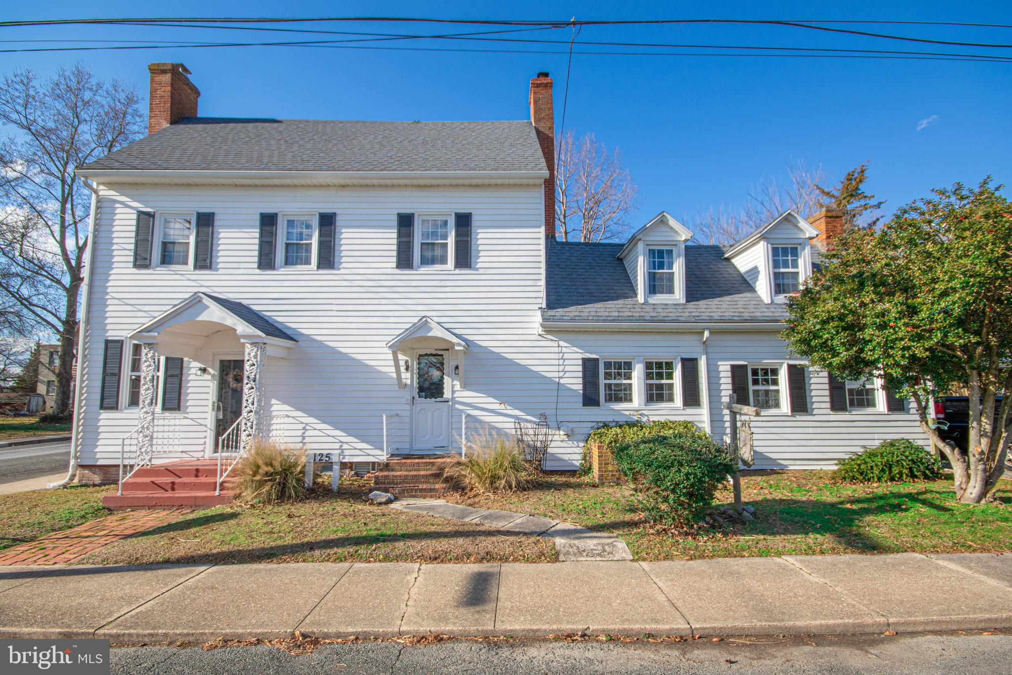 125 MIDDLE STREET, VIENNA, MD 21869