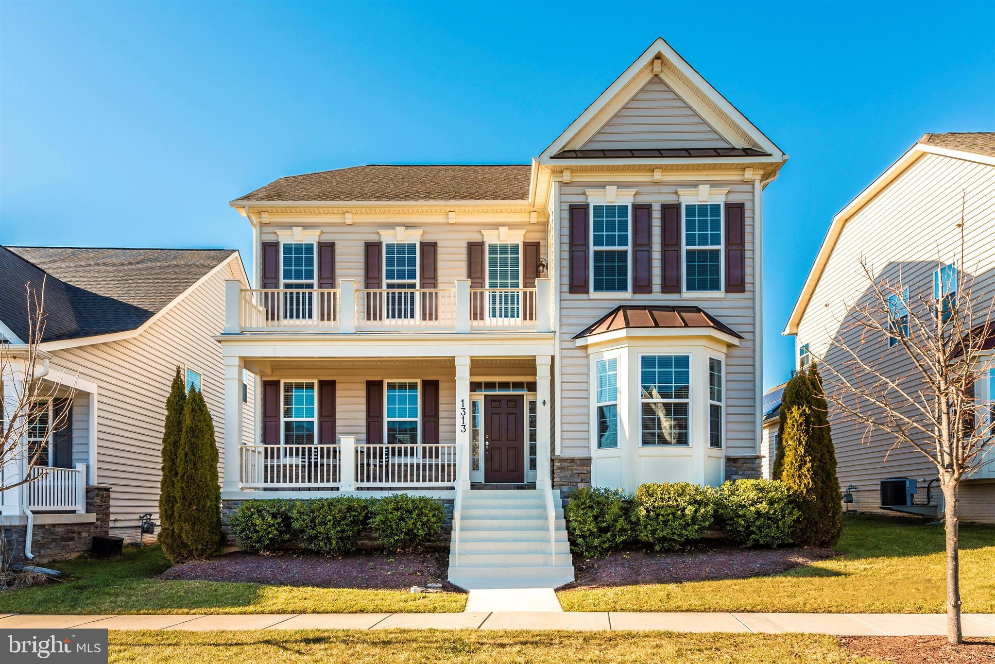 1313 MOORE SPRING COURT, BRUNSWICK, MD 21716