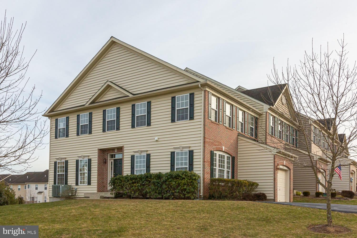 166 PENNS MANOR Dr, Kennett Square, PA, 19348