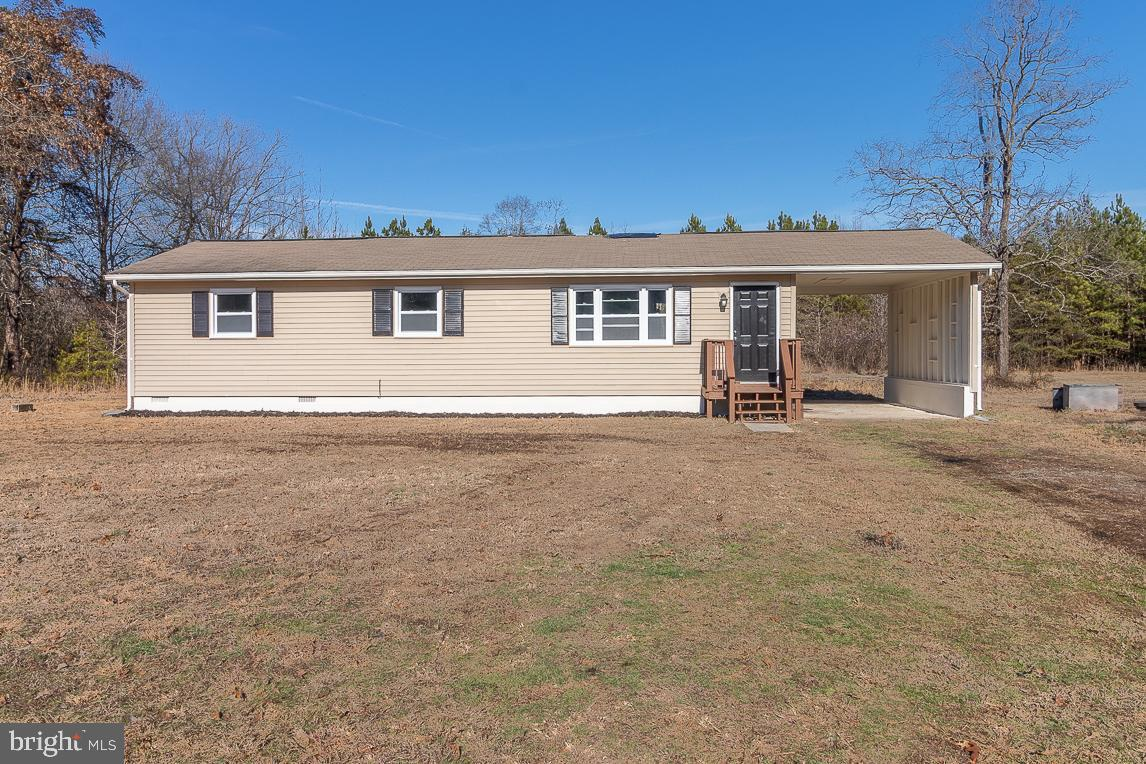 10225 SUNSHINE SCHOOL ROAD, WOODFORD, VA 22580
