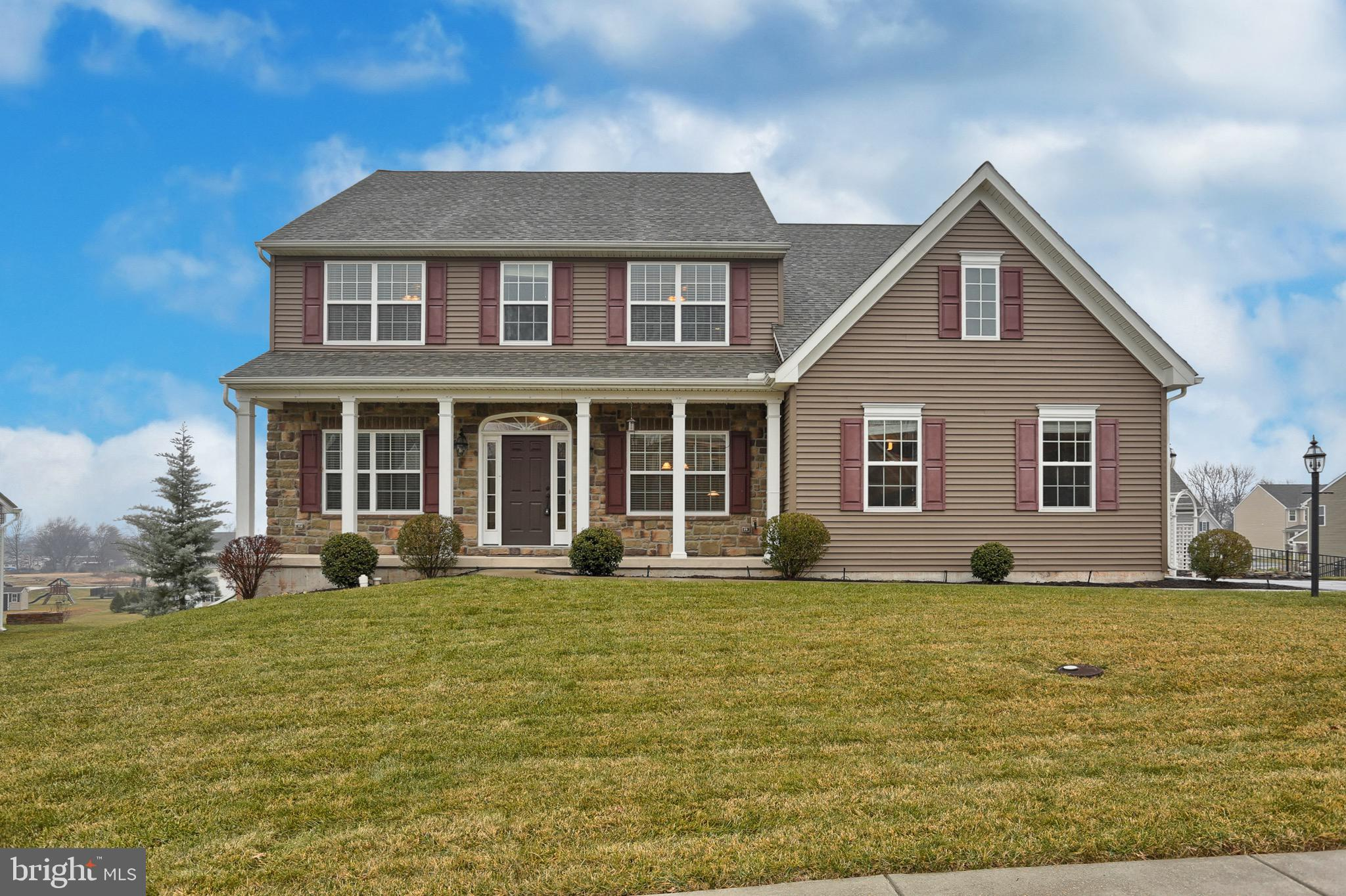 672 SADDLE ROAD, PALMYRA, PA 17078