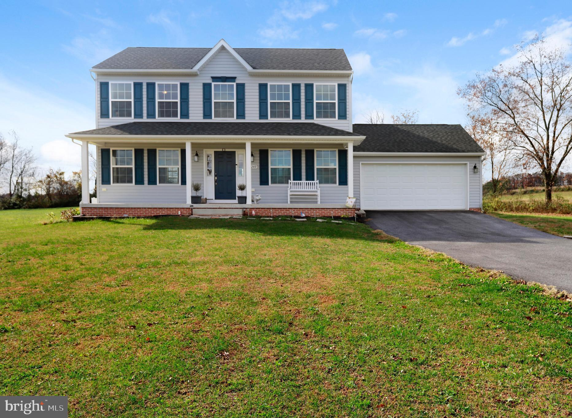 12249 GOOD INTENT ROAD, KEYMAR, MD 21757