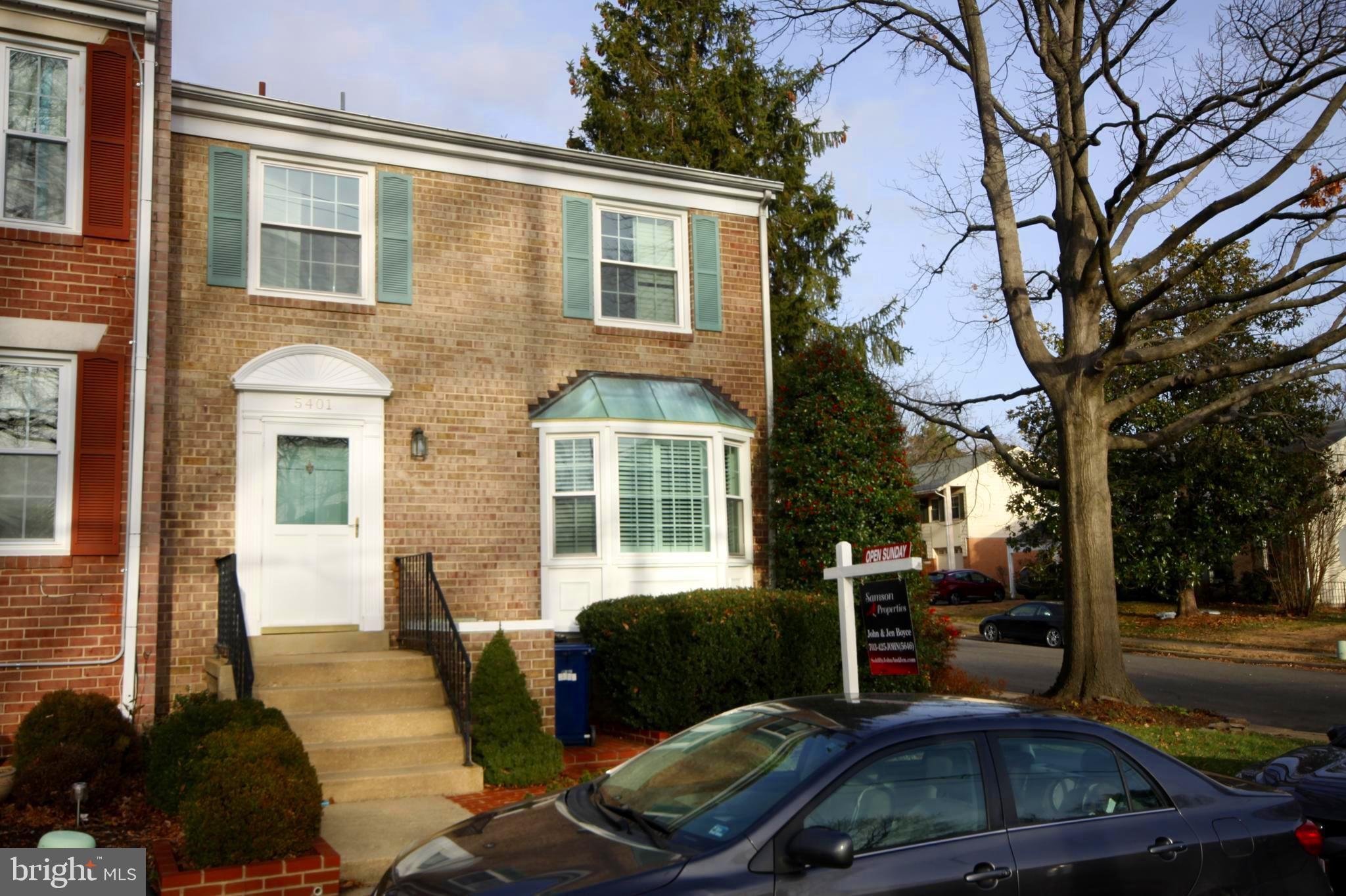 5401 RICHENBACHER AVENUE, ALEXANDRIA, VA 22304