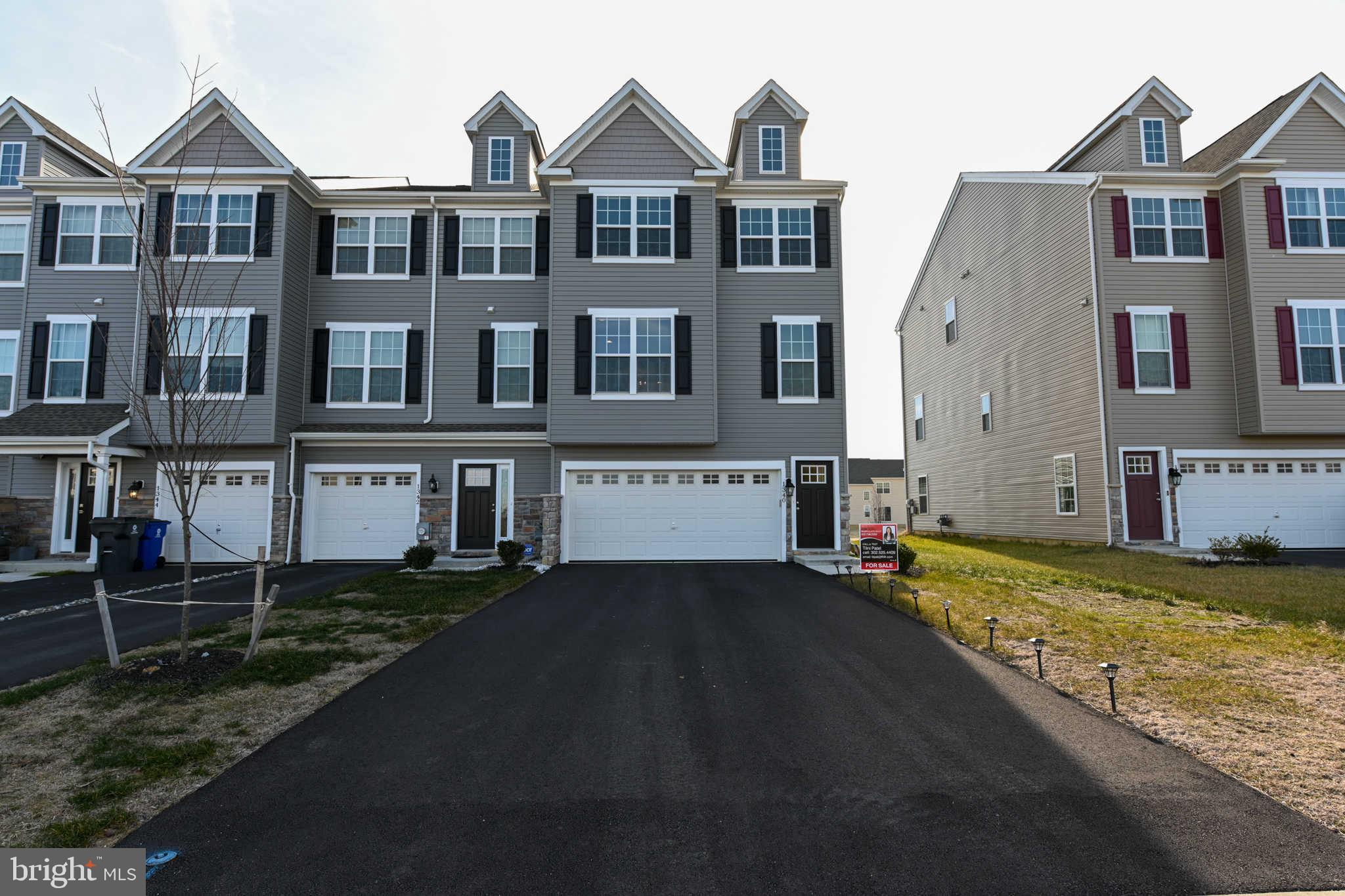 Are you ready to see the home of your dreams? Then come tour this immaculate Massey Elite Townhome by Benchmark Builders - it's only 1-year NEW! Located in the desirable development Ponds of Odessa and within the Appo School District. This approximately 2,400 square feet move-in ready, end-unit Townhome offers 3-bedrooms, 2.5 bath, and a 2-car garage. Additional features include a den with rough-ins for a future full bath, granite countertops and stainless steel appliances in the kitchen, hardwood foyer, and deluxe master bath. GET INTO THIS NEW CONSTRUCTION HOME WITHOUT THE WAIT! Come tour this beauty Today!