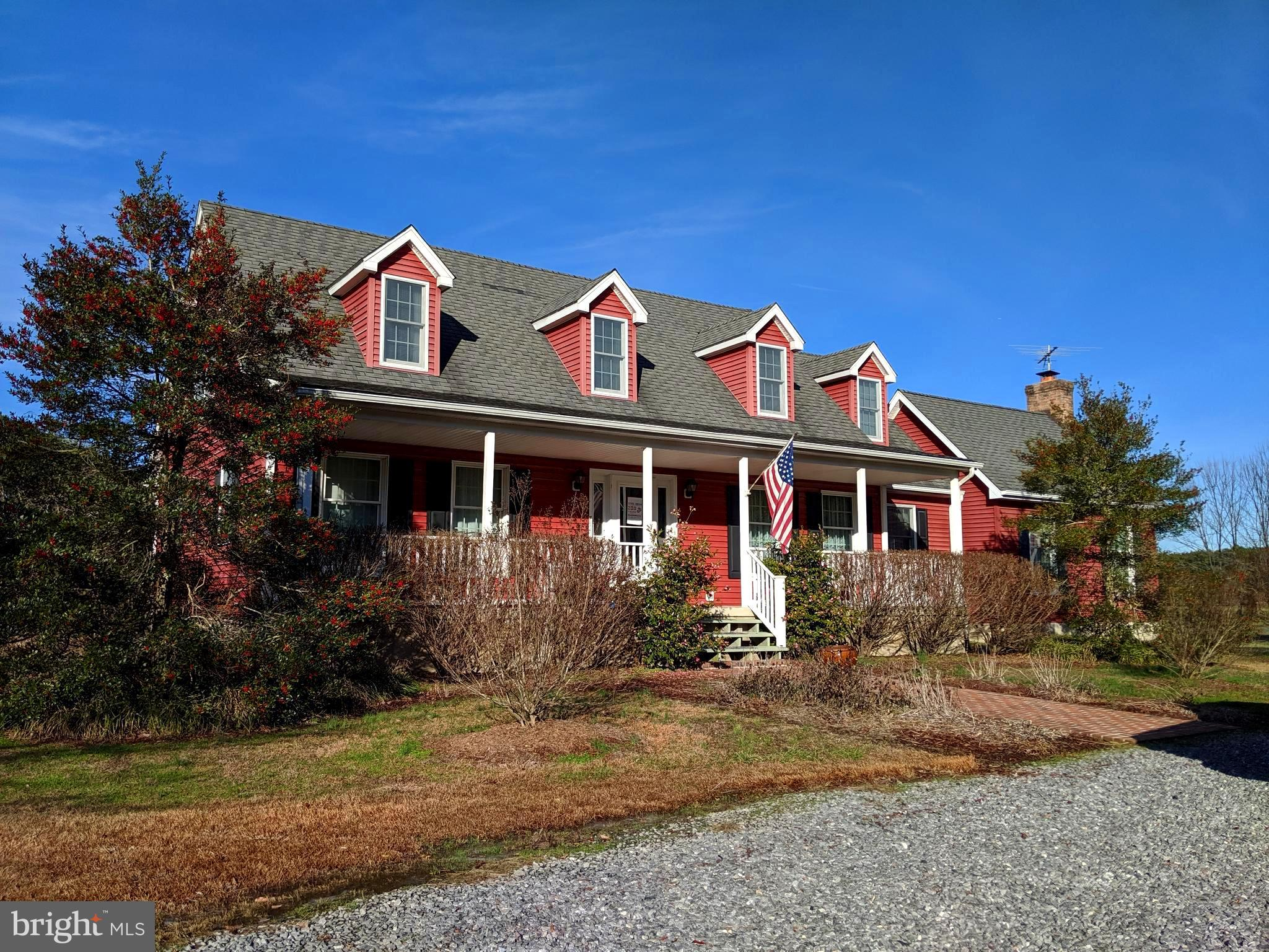 27542 CHLORAS POINT ROAD, TRAPPE, MD 21673