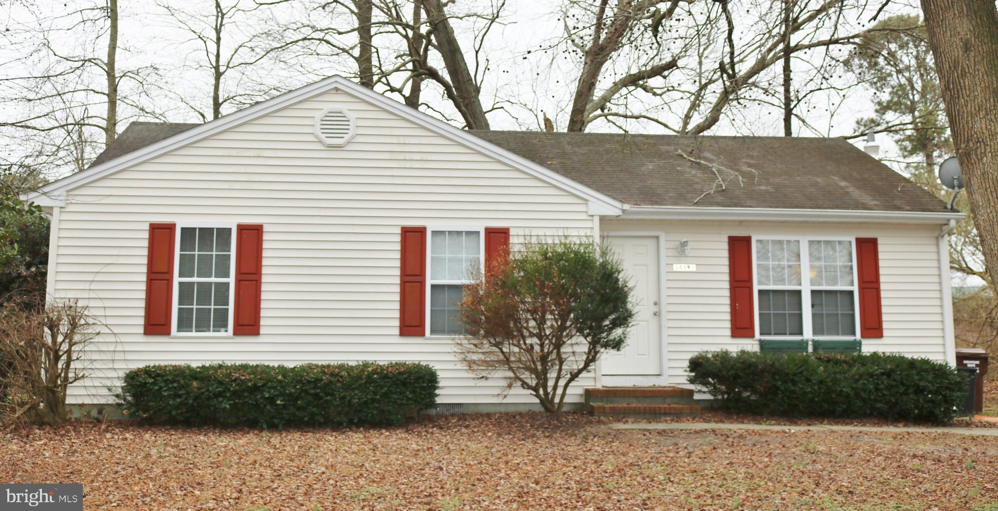 34495 OLD OCEAN CITY ROAD, PITTSVILLE, MD 21850