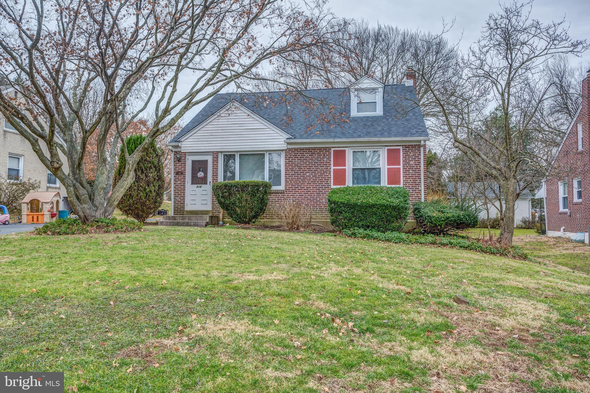 316 PINECREST ROAD, SPRINGFIELD, PA 19064
