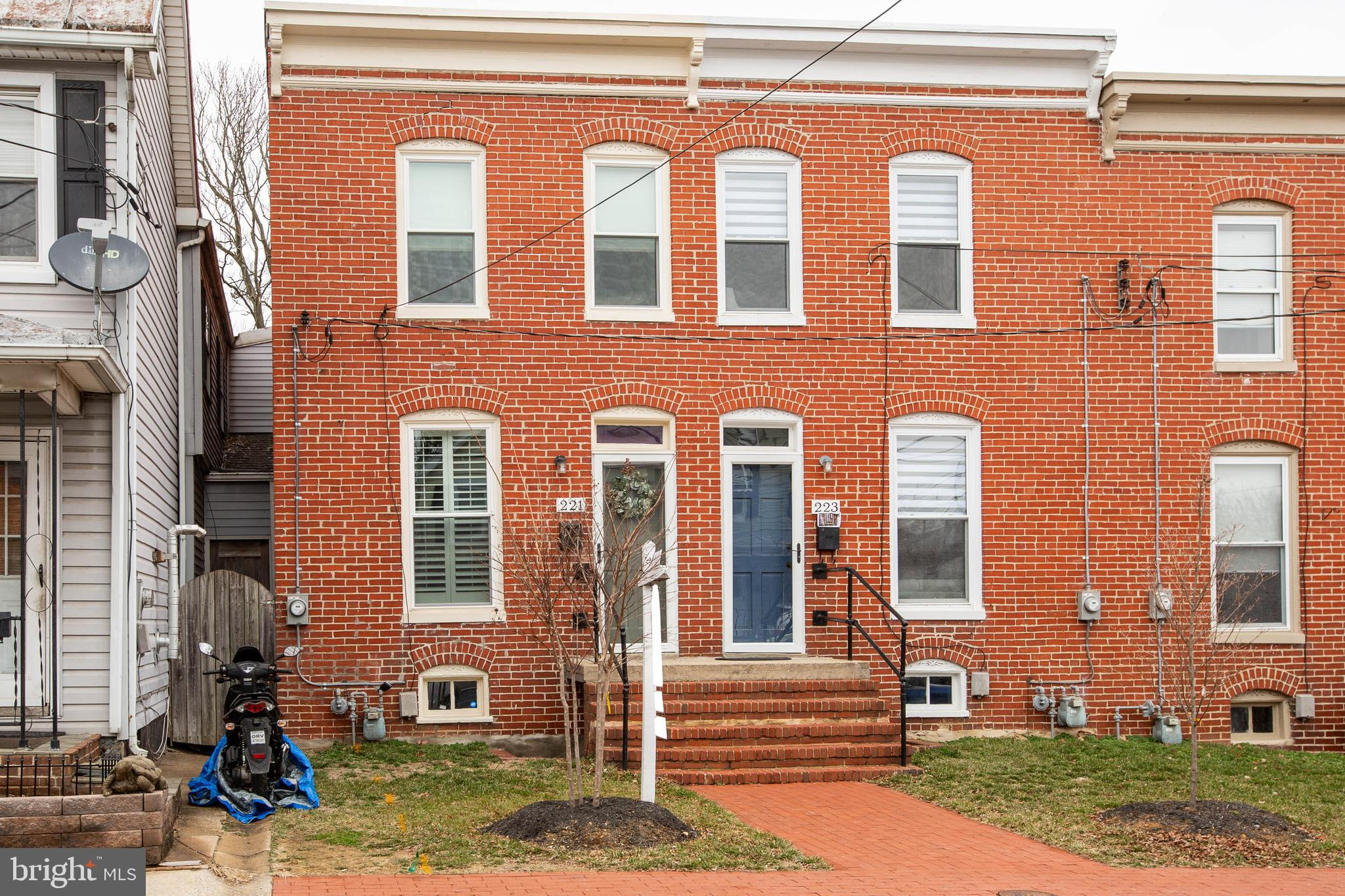 221 E 6th St, Frederick, MD, 21701