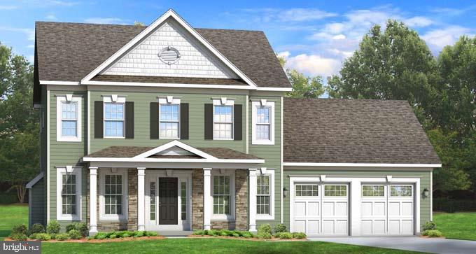 New home to be built in the beautiful Bristow area on a .32 acre lot. No HOA in this community that is close to dining, shopping and major roadways. Please contact the listing agent for more information.