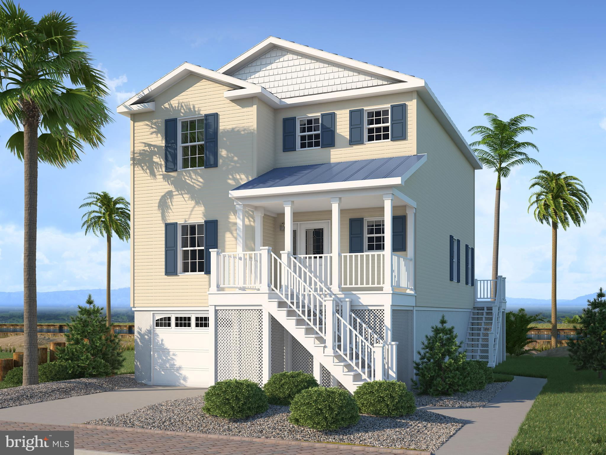 """Home is """"To Be Built"""". Buyer still has time to customize home and select colors & decor options. Buyer will sign a separate contract with 4 Shore Homes, LLC to build the home. Financing must be a Construction Loan."""