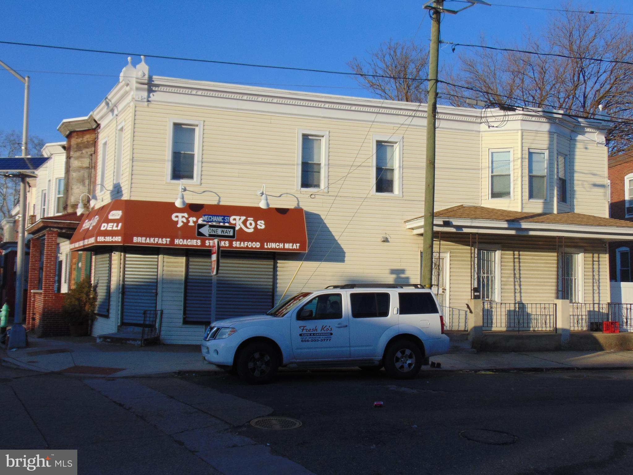 1322 MOUNT EPHRAIM AVENUE, CAMDEN, NJ 08104