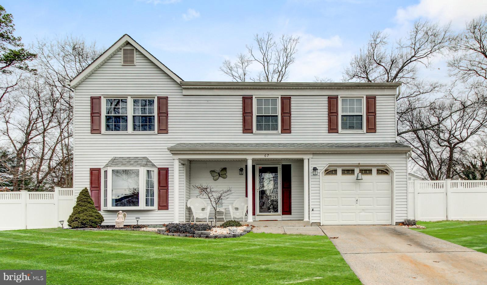 67 CONCORD CIRCLE, HOWELL, NJ 07731
