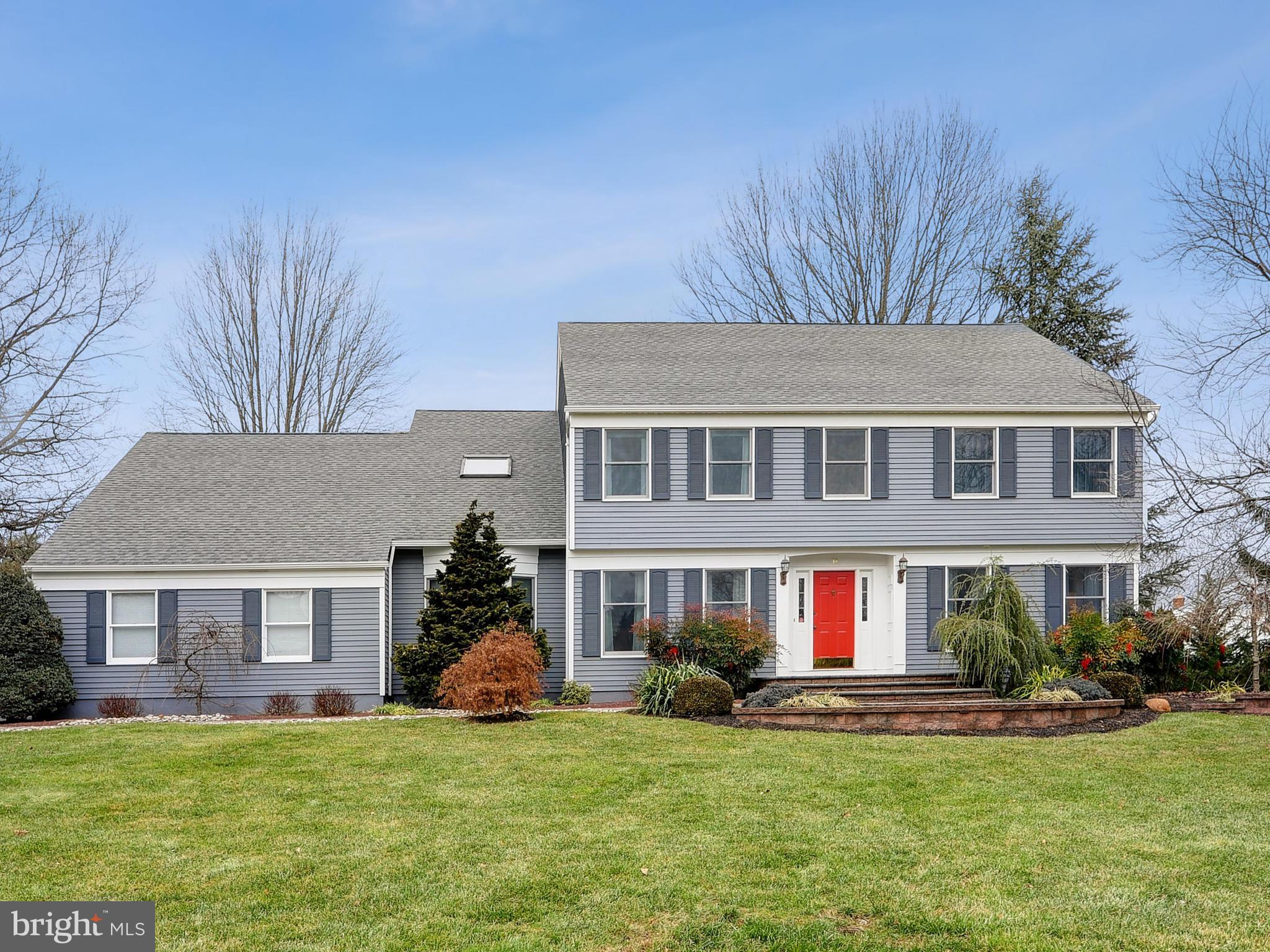 14 WESTMINSTER DRIVE, PRINCETON JUNCTION, NJ 08550