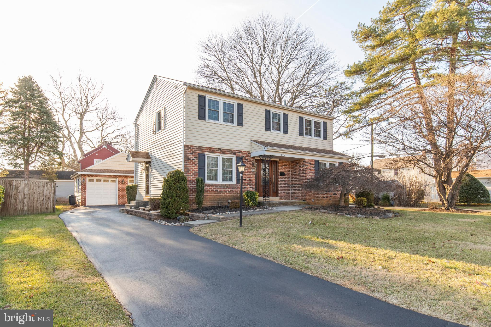 2996 EASTBURN ROAD, BROOMALL, PA 19008