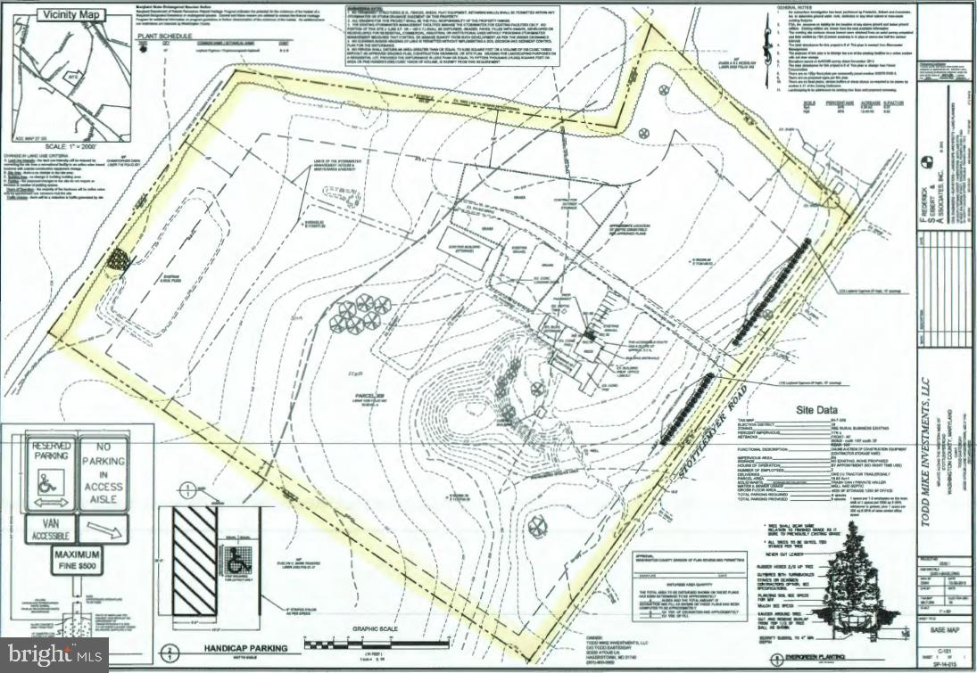 Rare opportunity for immediate development. RG Realty and Roberto Gonzalez is pleased to bring to market another development opportunity consisting on 18.85 Acres of land with several improved buildings and some storage facilities in Boonsboro Md,  Water, Sewer and Electric on site. Many possible uses,  Zoning: (RB-E) Rural Business Exiting.  Owner will consider  land sale, land lease, build-to-suit.  Business within Immediate Vicinity Include Family Recreation Park, Sheetz.   Buyer to verify business use through County Zoning