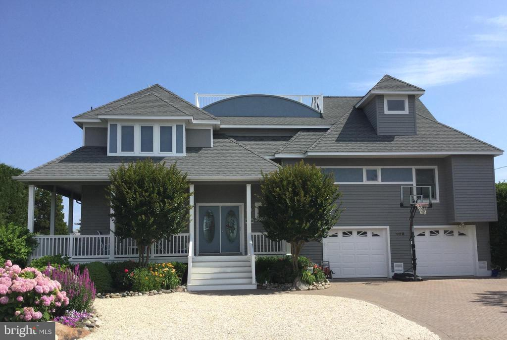 108  PANORAMA DRIVE S, Long Beach Island in OCEAN County, NJ 08008 Home for Sale