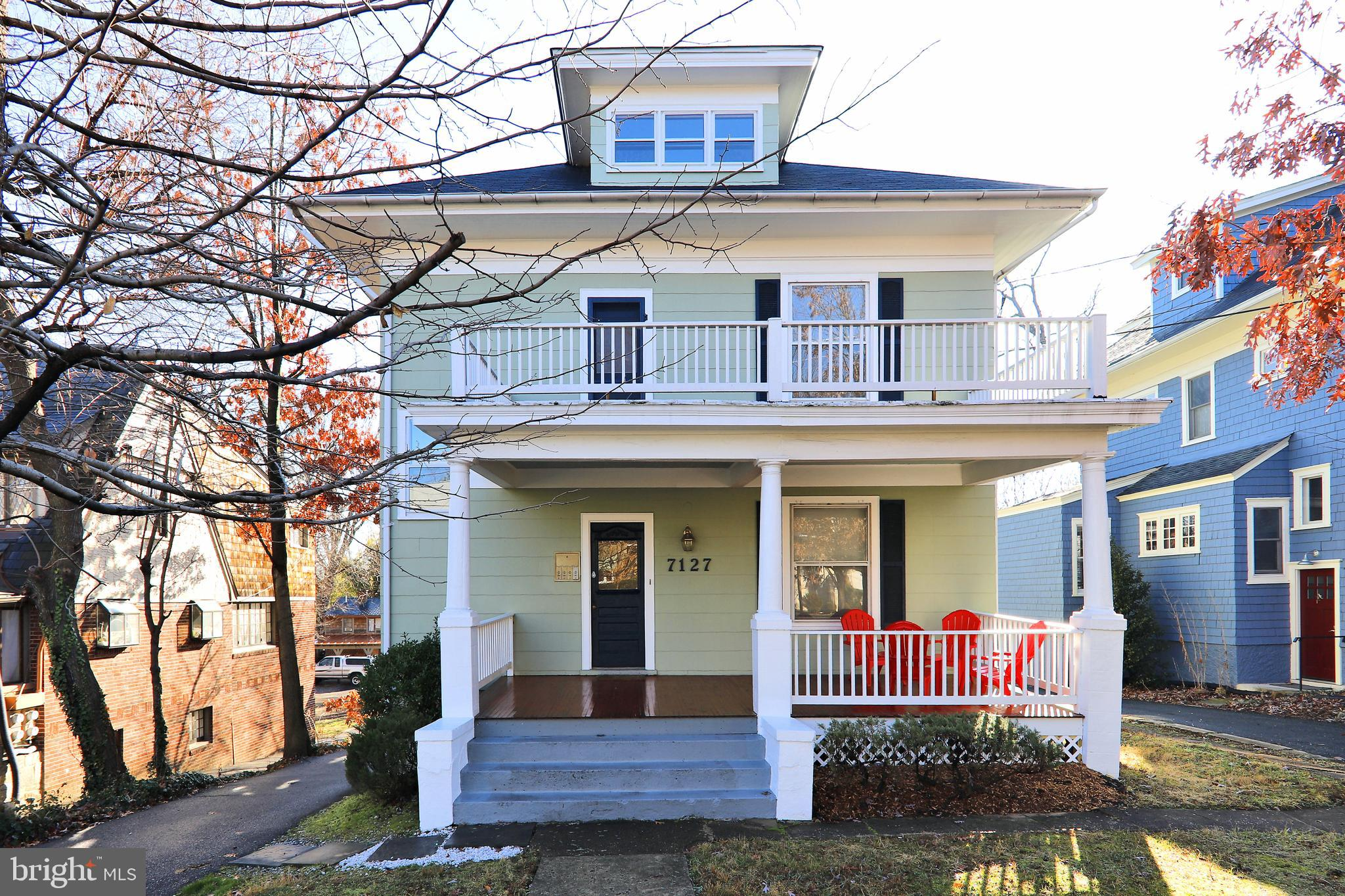 7127 CARROLL AVENUE, TAKOMA PARK, MD 20912