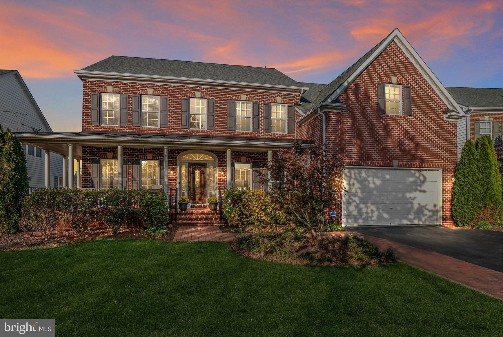 9836 NOTTING HILL DRIVE, FREDERICK, MD 21704