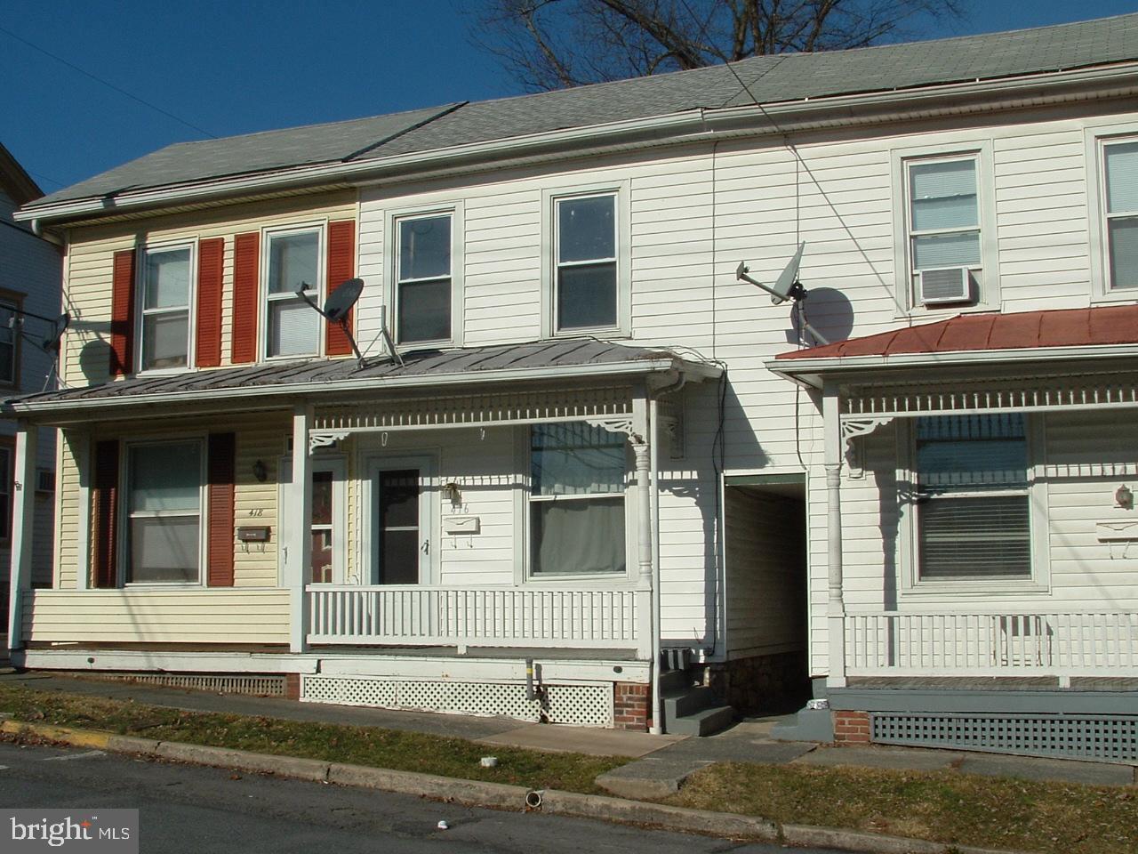 416 MULBERRY STREET, NEWPORT, PA 17074