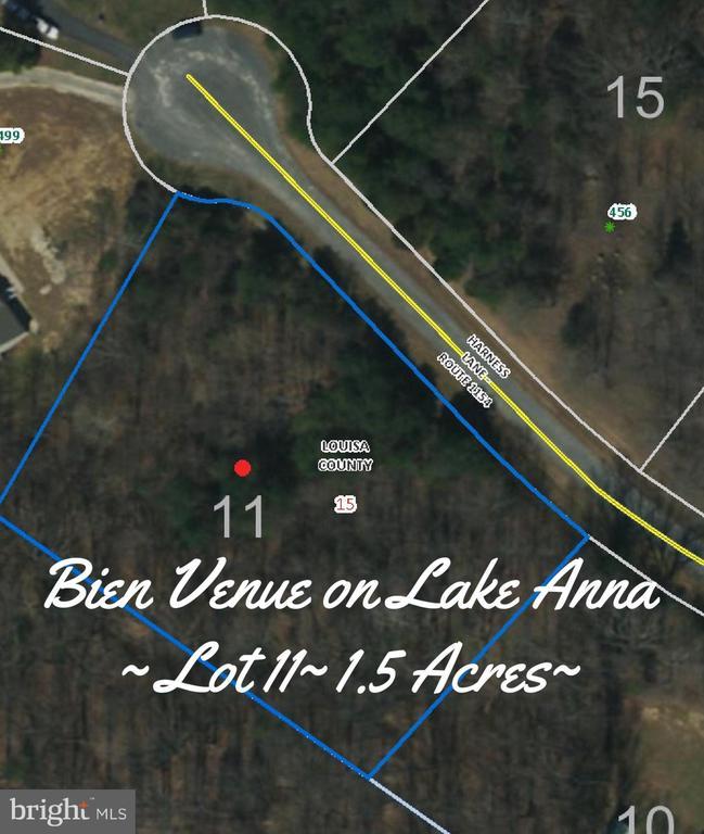 11 Harness Lane, Louisa, VA 23093