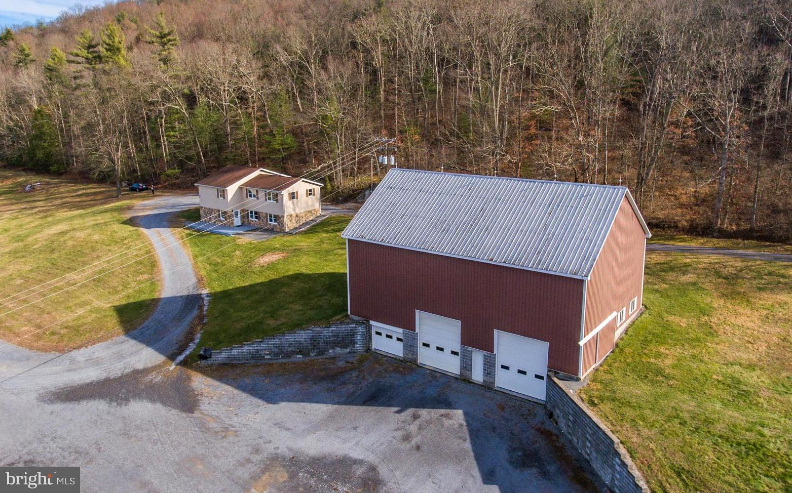 6602 GREAT COVE, NEEDMORE, PA 17238