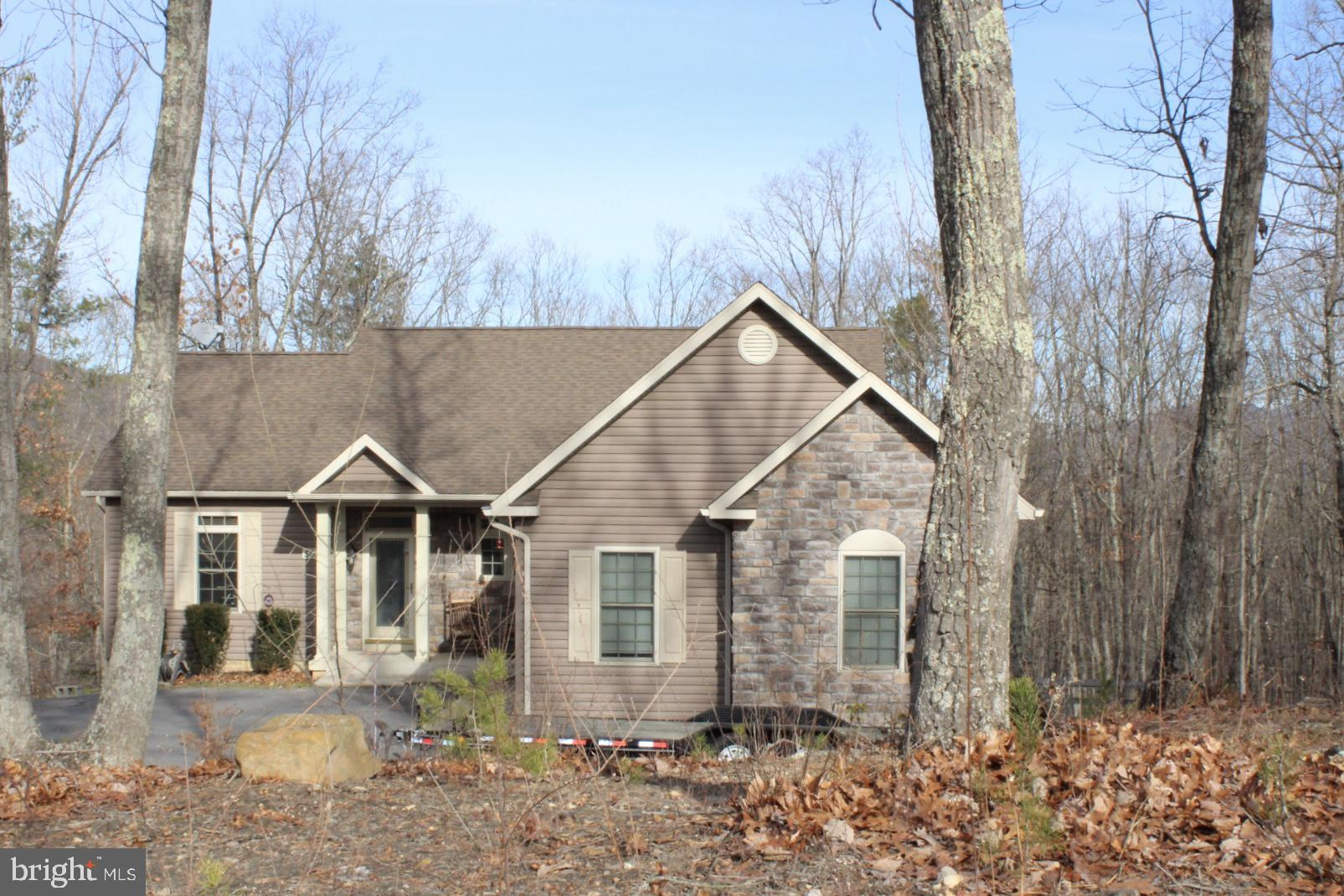 5053 WOODSTOCK TOWER ROAD, FORT VALLEY, VA 22652