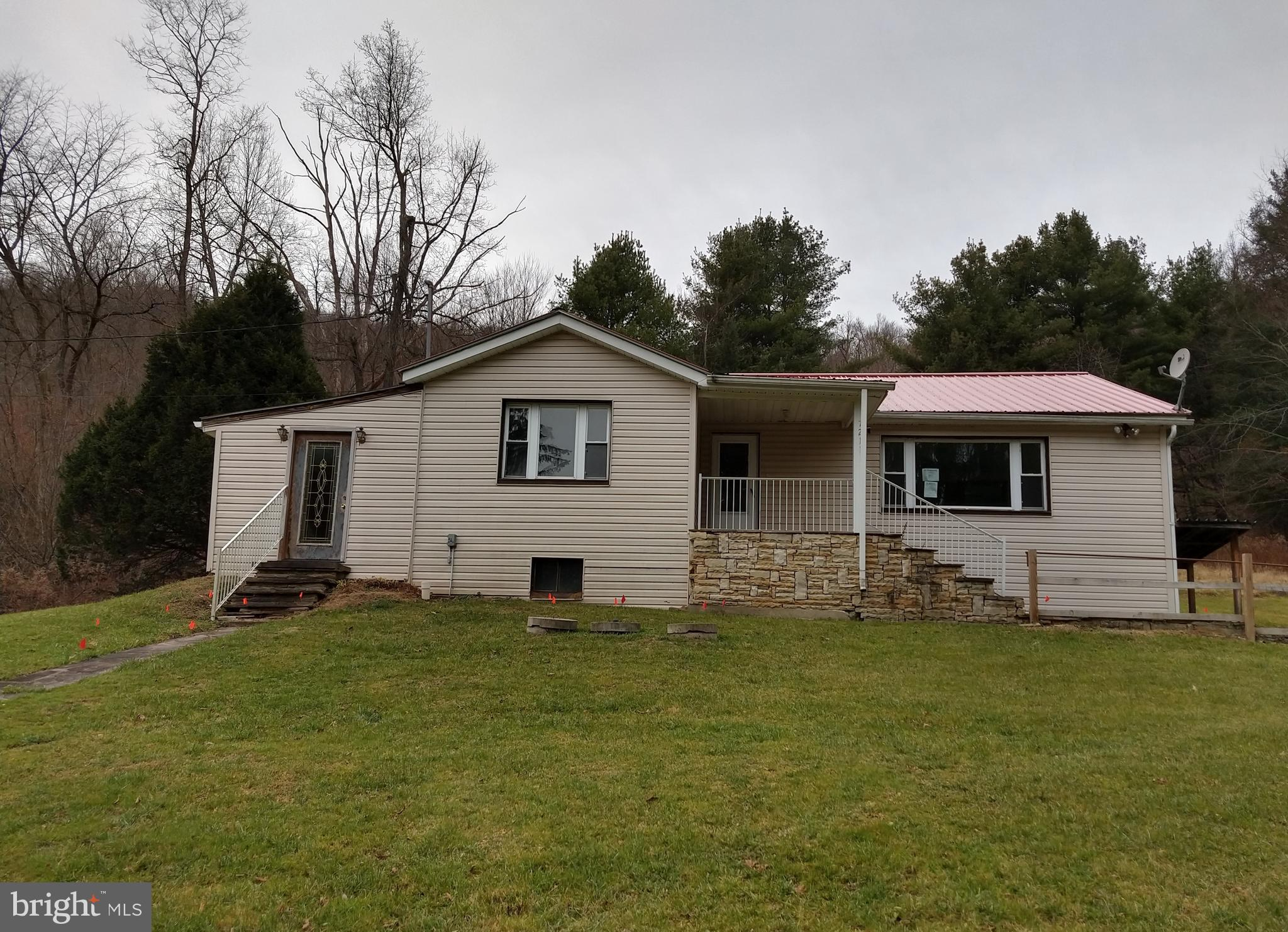 7211 NEW GERMANY ROAD, GRANTSVILLE, MD 21536