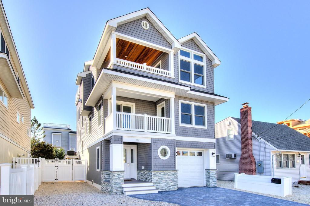 116 E LILLIE AVE., Long Beach Island in OCEAN County, NJ 08008 Home for Sale