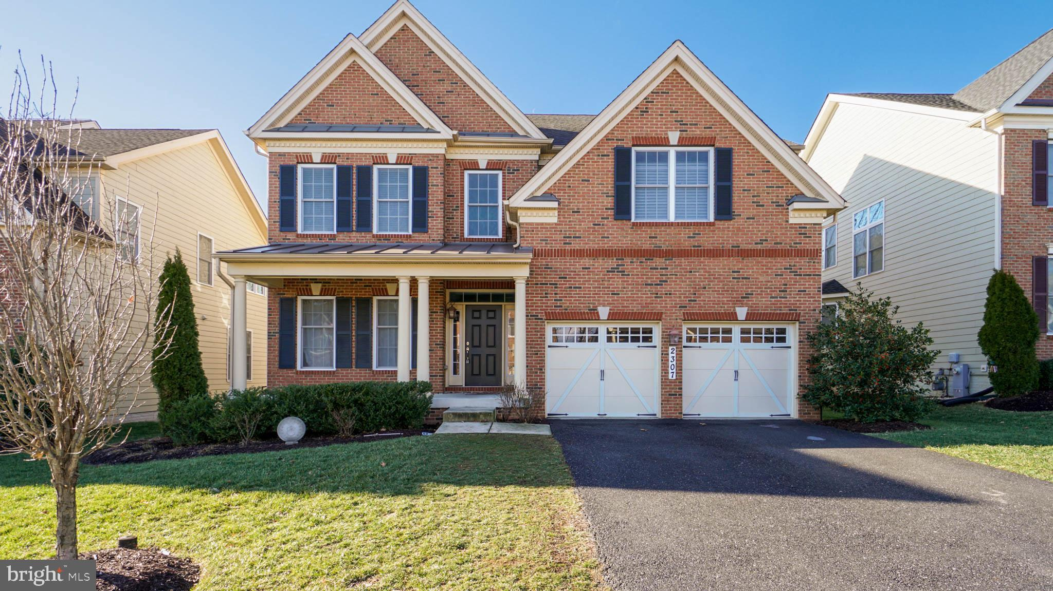 2307 SYCAMORE PLACE, HANOVER, MD 21076