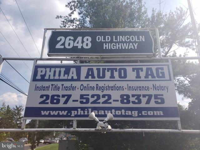 2648 Old Lincoln Highway Feasterville Trevose, PA 19053