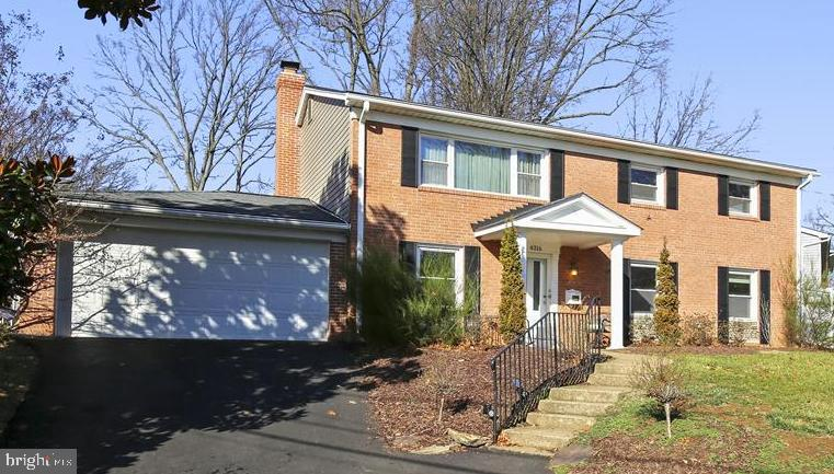 4316  PICKETT ROAD, Fairfax, Virginia